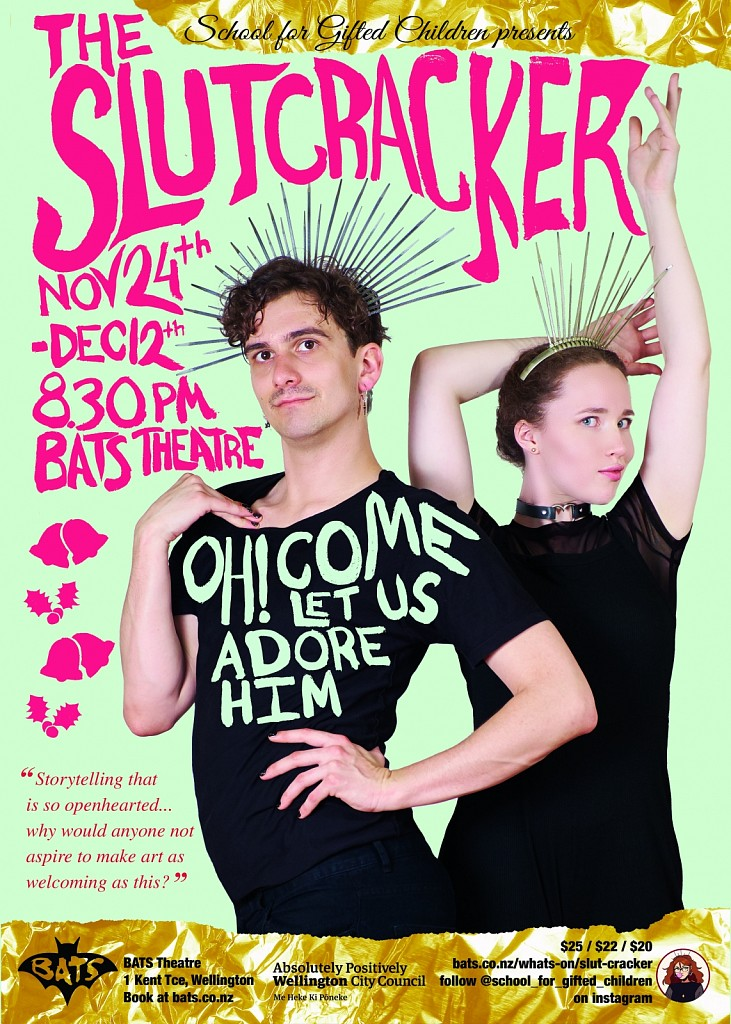The Slutcracker